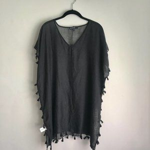 Cotton On / Thin Black Swimsuit Coverup